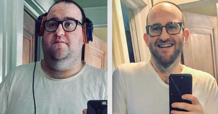 Fed-Up Dad Loses 170 pounds & Finds New Life With Plant-Based Diet