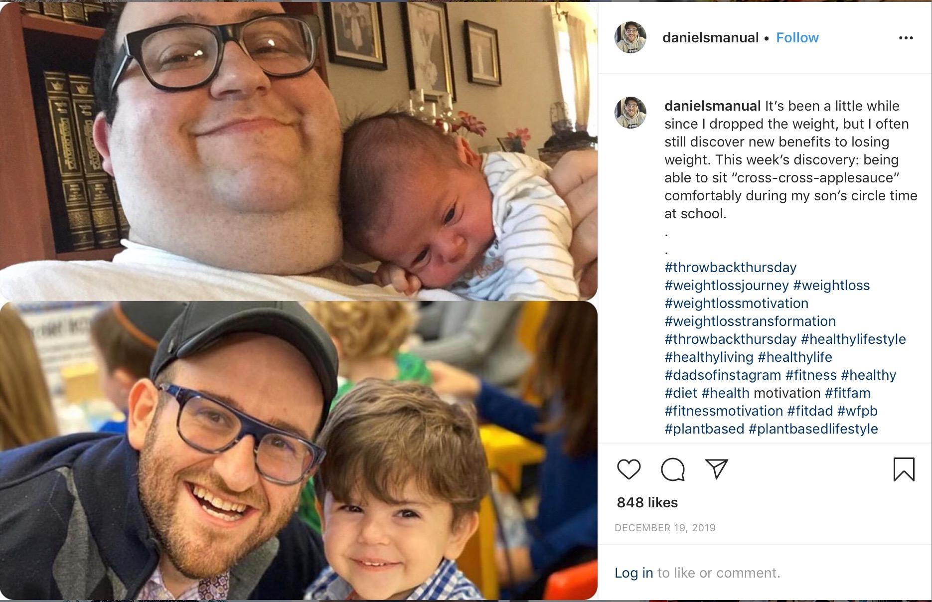 Follow @DanielsManual on Instagram