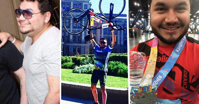 Man Once Trapped By Painful Body Gains Freedom To Run Marathon After Becoming Vegan