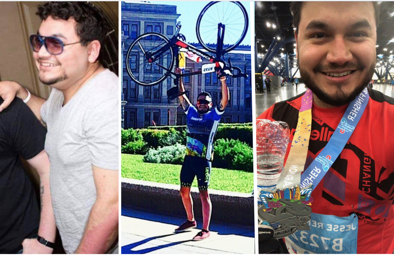 Jesse Renovato - A Plant-based Diet Changed My Life