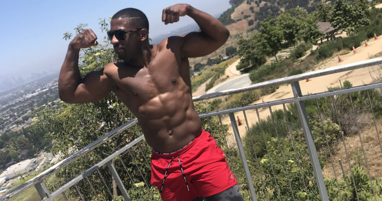 LA Athlete Defies Stereotypes With Vegan Lifestyle